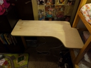 New school desk