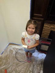 Our painting helper