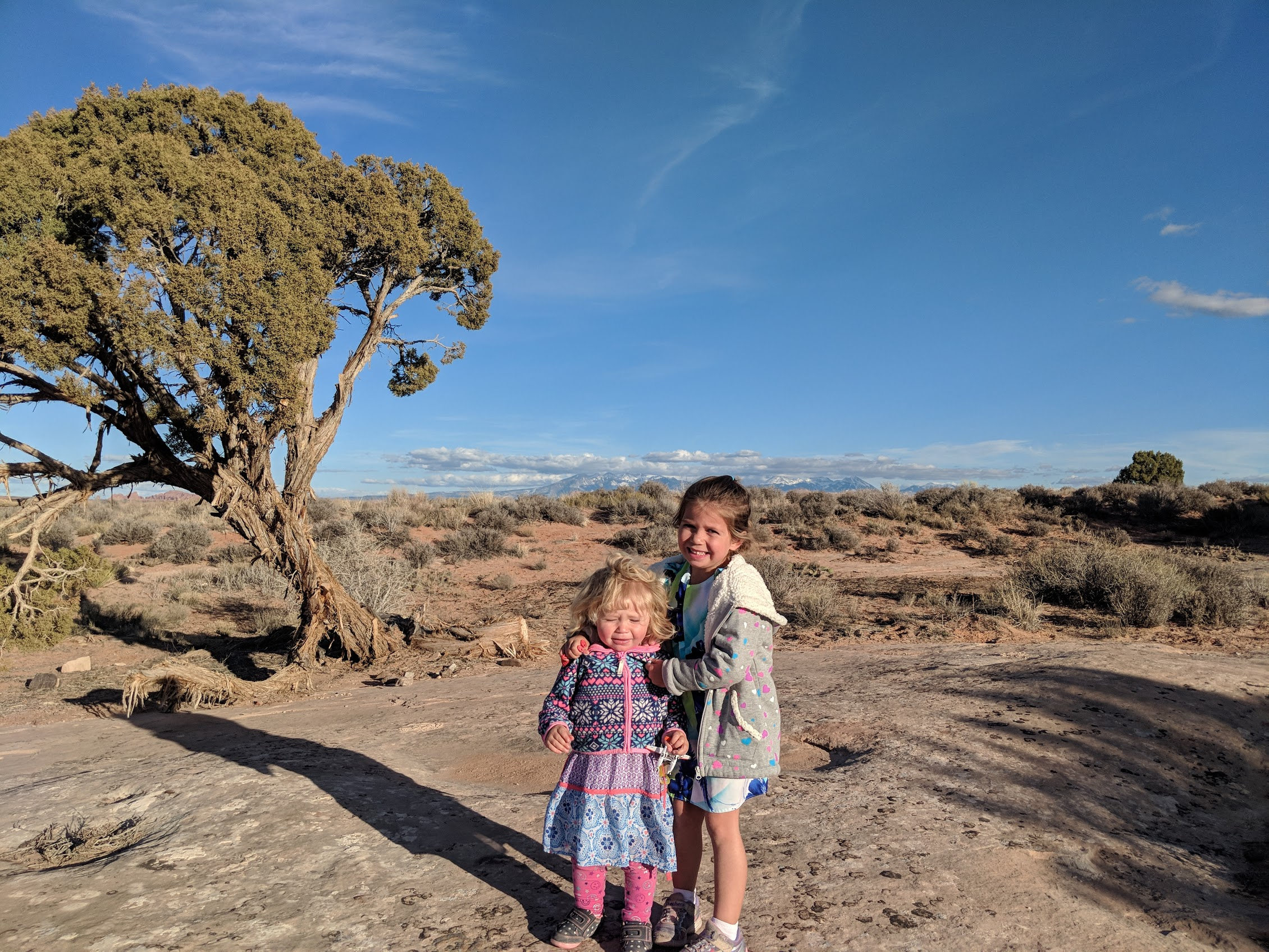 boondocking kids