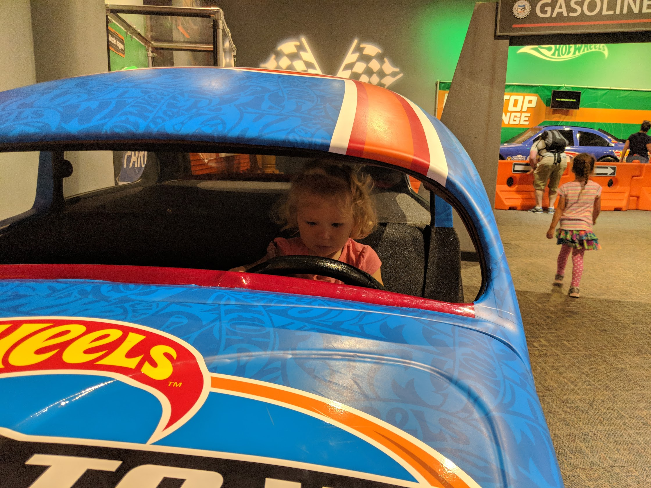 race car eliza
